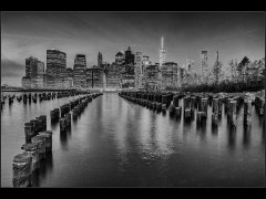 Gordon Mills-Manhattan from Brooklyn Heights-Highly Commended.jpg